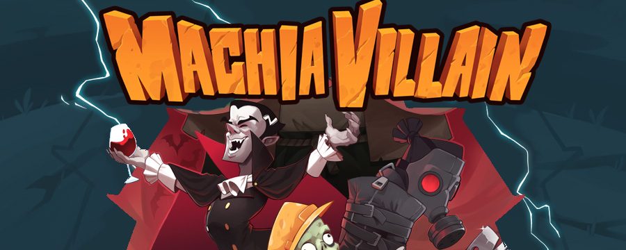 MachiaVillain launch announcement for May 16th