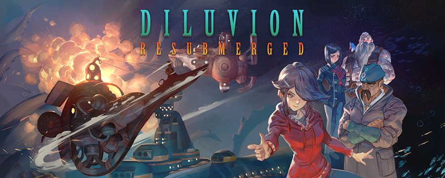 Diluvion: Resubmerged – An Overhaul of Diluvion Compared to No Man's Sky