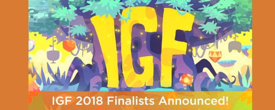 IGF nominates  Where The Water Tastes Like Wine for Excellence in Narrative and