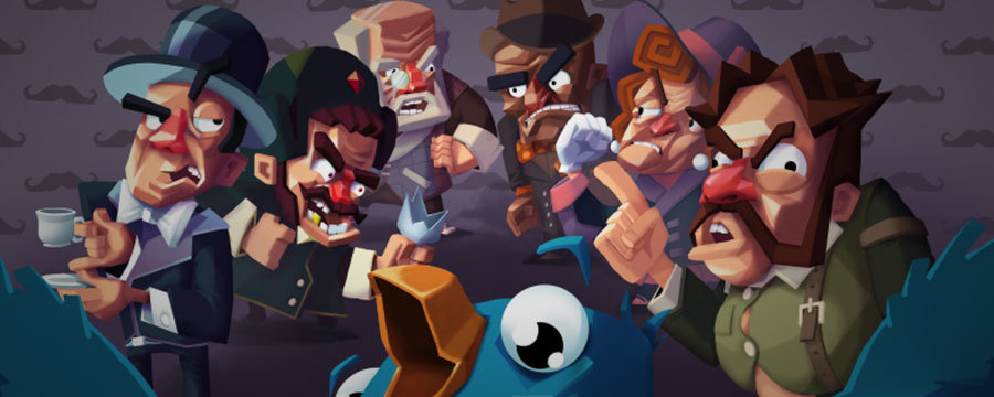 Oh… Sir! The Insult Simulator is a weird and wonderful abuse-em-up, coming soon to iOS and Android