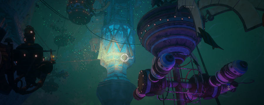 Diluvion is a journey to the bottom of the ocean with FTL-like crew management